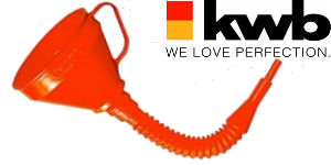 KWB Funnel With Flexible Spout