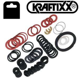 Kraftixx Tap washer Kit - 45 Pce.
