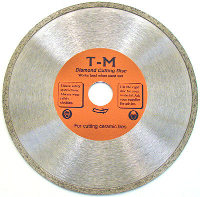 T-M Value Range Tile Cutting Blade -180mm