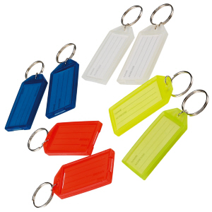 Key Tags & Snap Hooks