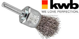 Wire Brushes (Drills & Grinders)