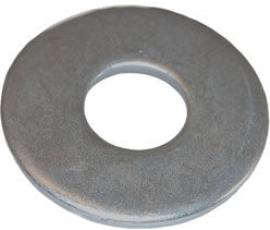 Heavy Galvanised Washers (Form G) M8