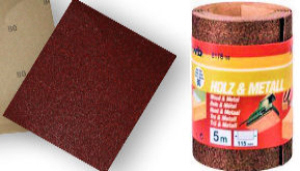 Abrasive Sheets,Rolls & Pads
