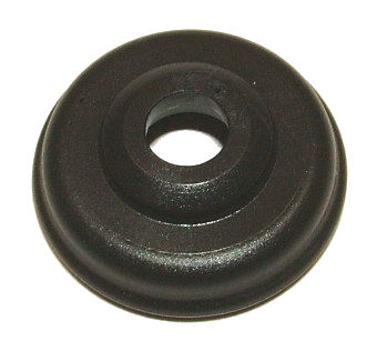 Spat Washers, Black M6